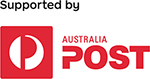Supported By Australia Post
