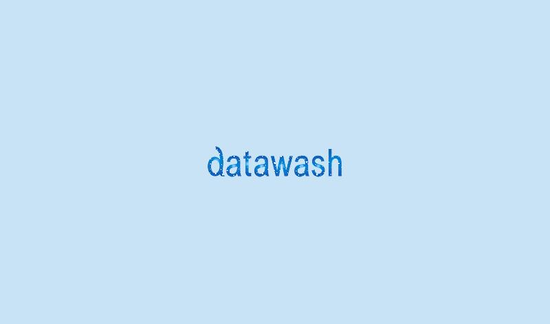 Datawash